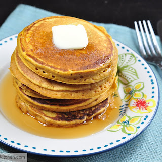 Pumpkin Pancakes No Flour Recipes