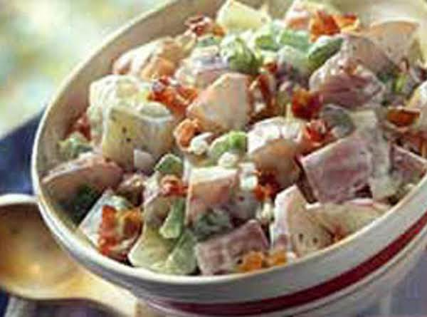 An American Potato Salad For A American Hero Recipe