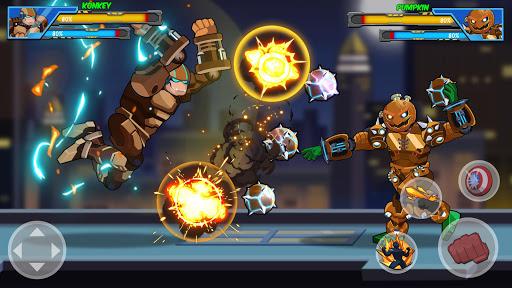 Robot Super: Hero Champions 1.0.8 screenshots 5