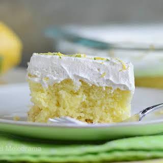 Lemon Lime Soda Cake.