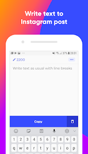 Spaces for Instagram – Postme 1