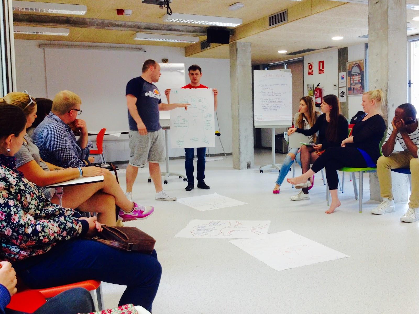 Group work YES Seminar Madrid 2016