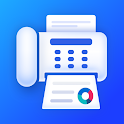 Fax Now: Send fax from Phone icon