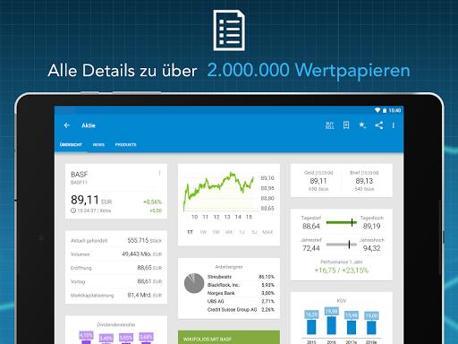 Finanzen100 - Börse, Aktien & Finanznachrichten  screenshots 10
