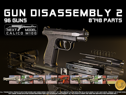 Gun disassembly 2 apk game | Tech Guides