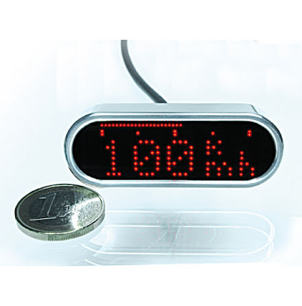 motogadget Speedometer motoscope mini