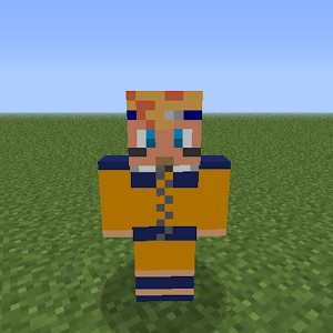 Mod Naruto for Minecraft PE for PC and MAC