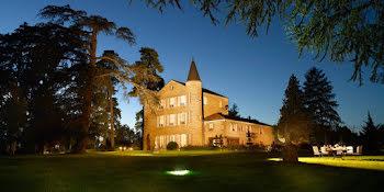 château à Chatillon-sur-chalaronne (01)