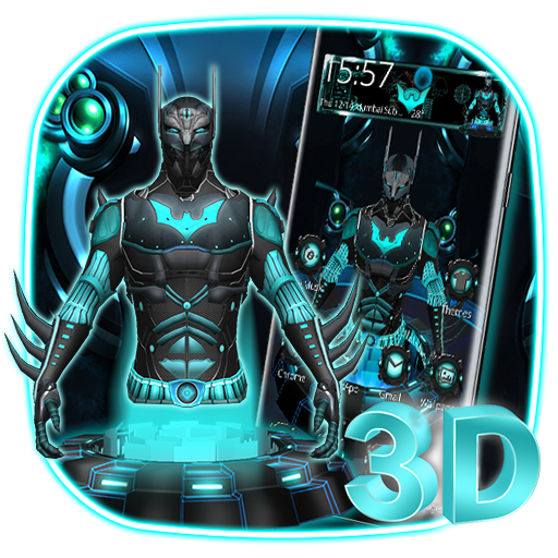3D Tech Hero launcher