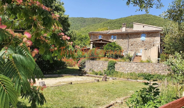 Property with pool Saint-Jean-du-Gard