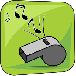 Whistle Ringtones and Sounds