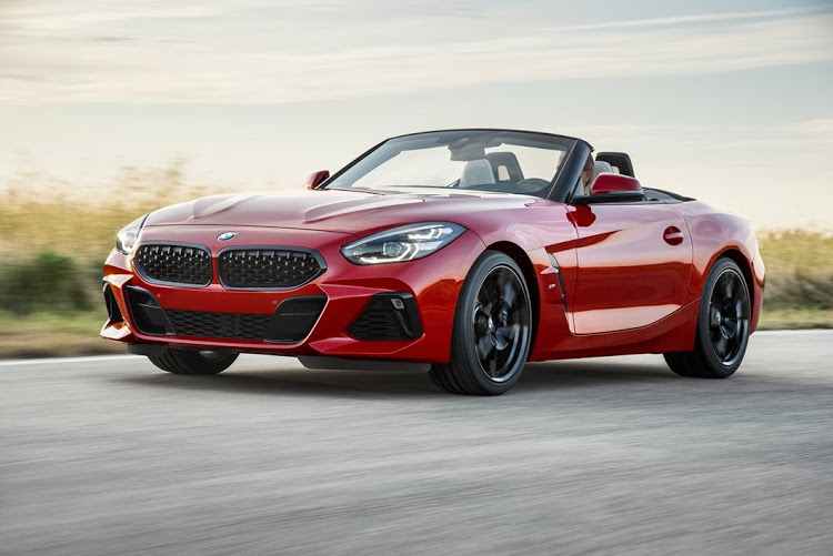 The new BMW Z4, revealed in 2018, marks a radical departure from previous designs for the model.