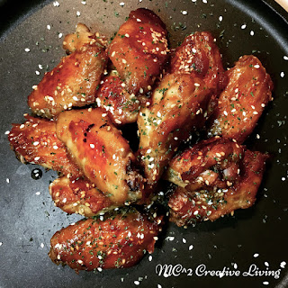 Sesame Seed Chicken Wing Recipes