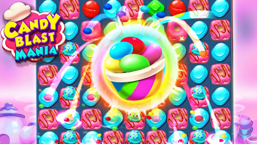 Candy Blast Mania - Match 3 Puzzle Game modavailable screenshots 9