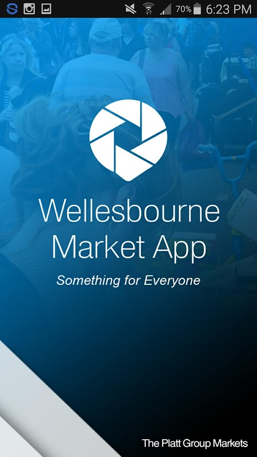 Wellesbourne Market- screenshot