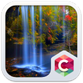 Best Waterfall Theme CLauncher