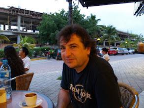 Photo: Im Cafe ah cacao in Playa Del Carmen