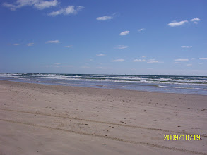 Photo: Beach in Port Aransas