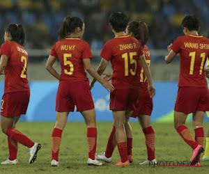 L'équipe nationale chinoise en quarantaine à cause du virus !