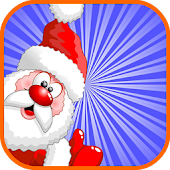 Santa Claus Swipe Out