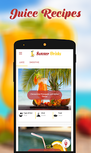 HEALTHY SUMMER DRINKS- screenshot thumbnail
