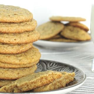 Pumpkin Cookies.