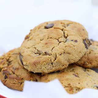 Gluten Free Chocolate Chip Cookies.
