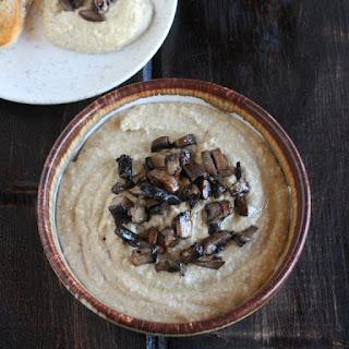 Mushroom Hummus