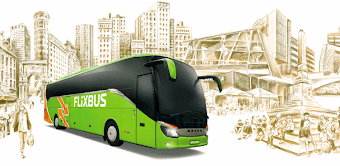 FlixBus - bus travel in Europe