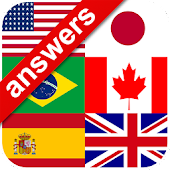 Answers Logo Quiz World Flags