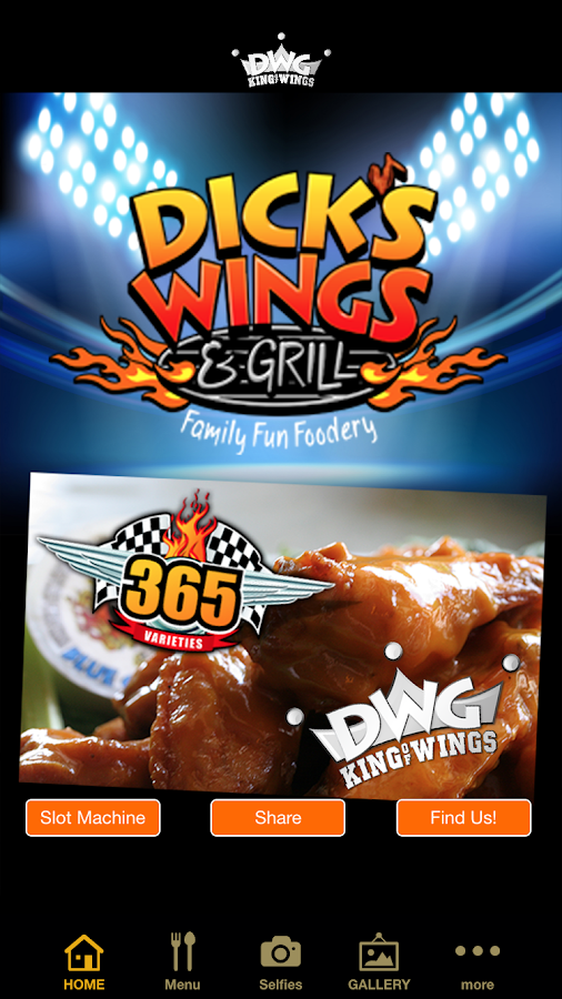 Dick's Wings & Grill- screenshot