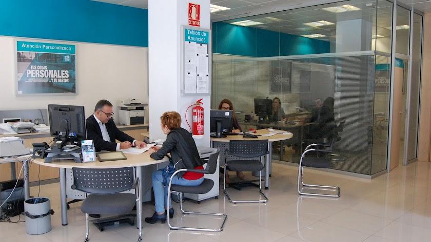El Grupo Cooperativo Cajamar ha disminuido su ratio de morosidad y converge ya con la media española.