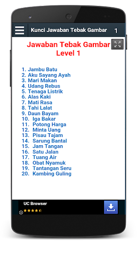 Download Kunci Jawaban Tebak Gambar Google Play Softwares