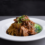 Braised Beef Flank Lo Mein