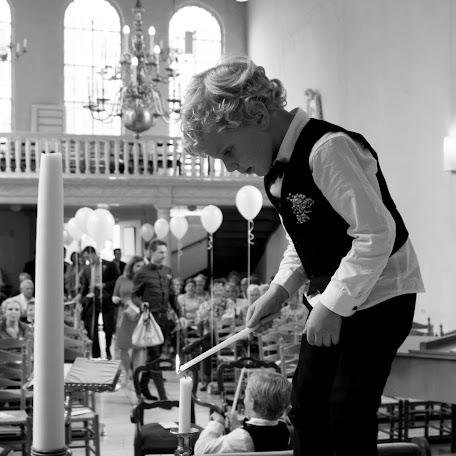 Wedding photographer Michael Van der graaf (vanderfotograaf). Photo of 10.01.2018