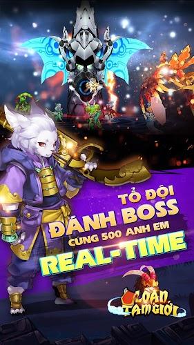 Hack Loan Tam Gioi: Game S KingSoft