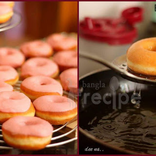 Boiled Doughnuts Recipes