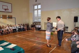 Photo: Dzień Edukacji Narodowej 2014 - nagrody Dyrektora
