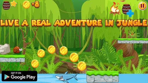 Snail jungle bob 5 adventure 2.0 screenshots 2