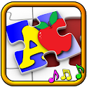 Kids ABC and Counting Puzzles icon