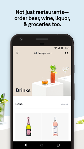 Postmates Food Delivery: Order Eats & Alcohol  screenshots 5