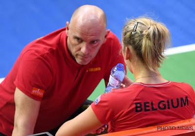 Van Herck duidt speelsters aan voor Billie Jean Cup Finals, geen Van Uytvanck of Clijsters in selectie
