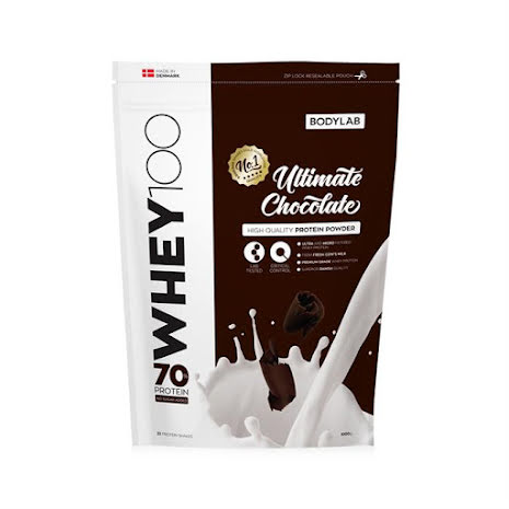 Bodylab Whey 100 - Ultimate Chocolate