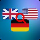 English German Dictionary - OC icon