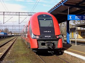 Photo: EN76-050, Bydgoszcz Główna - Toruń Wschodni {Toruń Wschodni; 2015-04-13}
