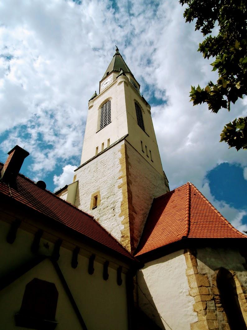 Murska Sobota (Muraszombat) - Stolna cerkev sv. Nikolaja (Szent Miklós székesegyház)