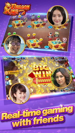 Dragon King Fishing Online-Arcade  Fish Games 3.4 screenshots 21