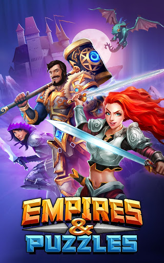 Empires & Puzzles: Epic Match 3 apkpoly screenshots 12