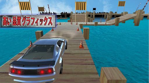リアル パーキング テスト 車 ゲーム