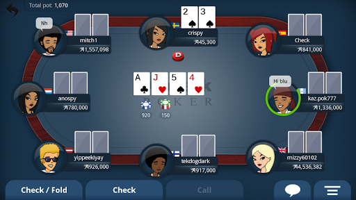 Appeak u2013 The Free Poker Game 3.1.0 6